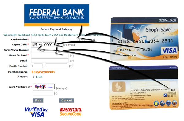 fednet banking login